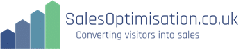 sales optimisation logo converting visitors into sales