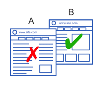 Conversion Rate Optimisation; Sales optimisation; Content; Ecommerce; A-B Testing - Test & Learn