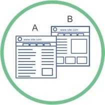 Real-time User Testing & A/B Split Testing
