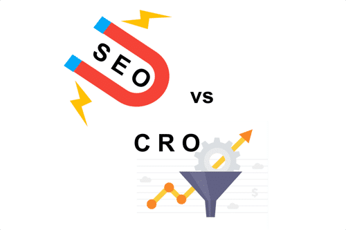 CRO or SEO? How can I make my website work harder for me?